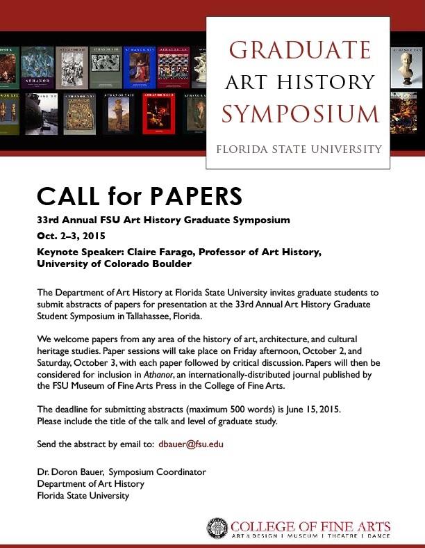 33rd annual graduate symposium