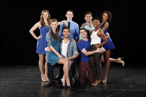Musical Theatre Showcase Students