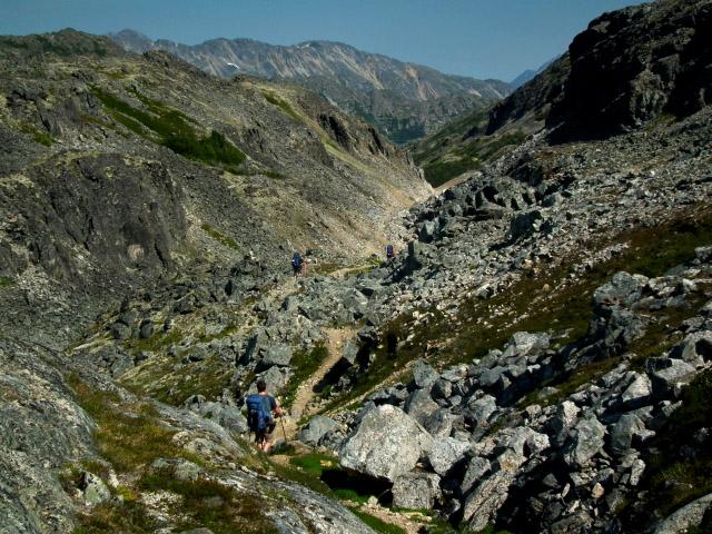 chilkoot-hike