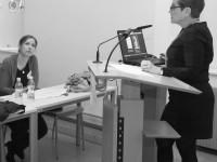 Prof. Weingarden at Vienna Conference