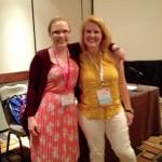 Lorelei Voronin, MS Art Therapy Candidate, & Chelsea Plotner, FSU MS Art Therapy Graduate