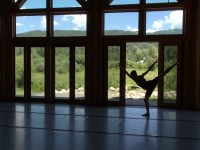 """""""Work in Progress"""" Dance for camera piece filmed in Colorado, Commissioned by Victor Morgenstern and Perry-Mansfield Performing Arts School, Photo by Gabriel Williams"""