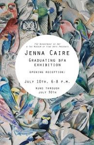 MoFA Jenna Caire