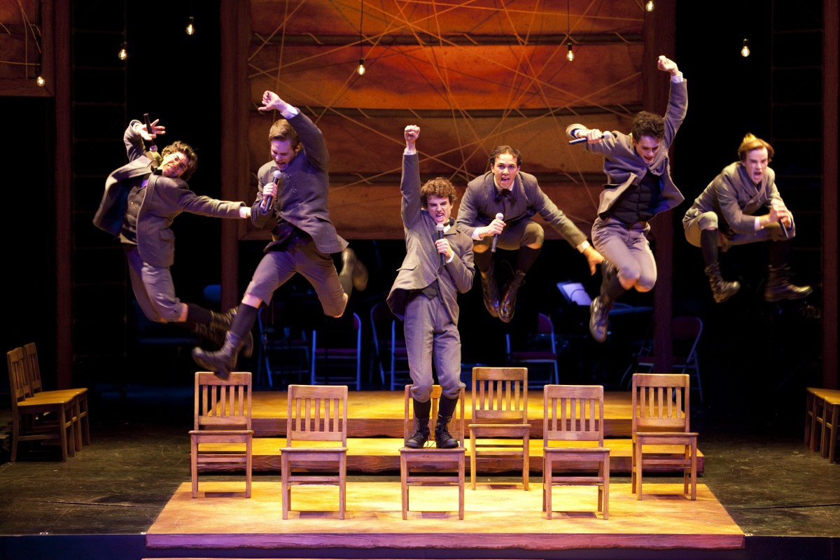 School of Theatre, Sprin Awakening, 2013