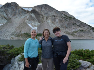 Fellows Hiking at Universal Design Fellowship