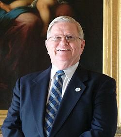 Former State Senator Bob Johnson