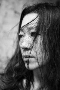 Yasuko Yokoshi; photo by Miana June