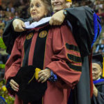 Allesee Receives FSU Honorary Doctorate