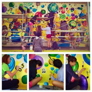 Community Mural - CAI