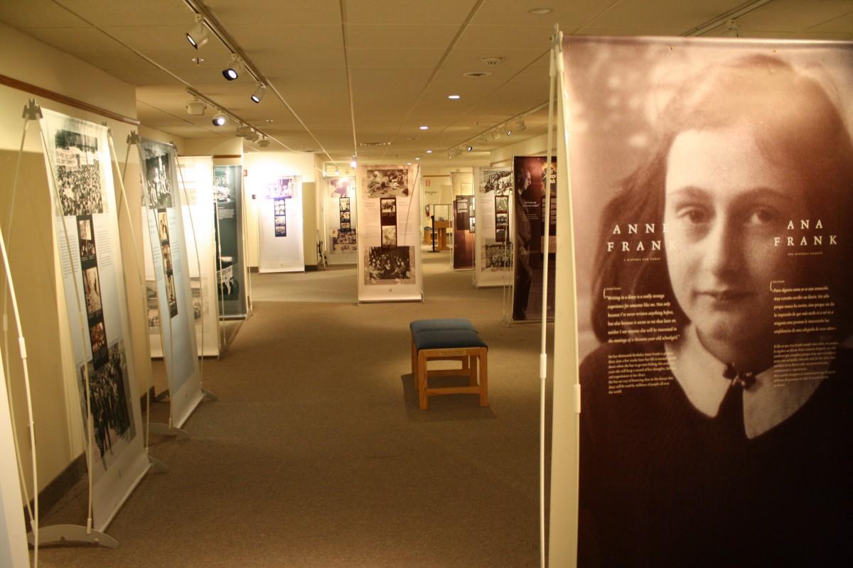 Anne Frank Gallery