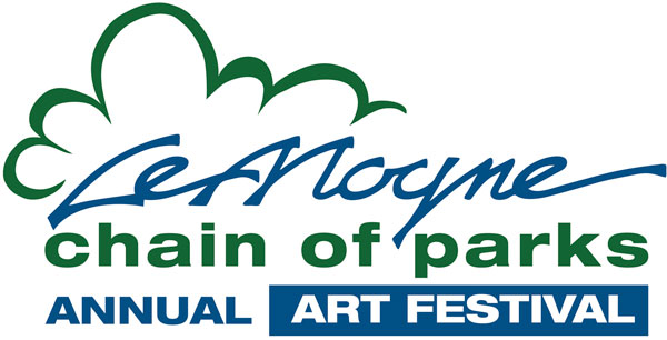 Lemoyne Chain of Parks Art Festival logo