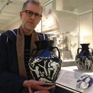 Michael Eden Photo courtesy of Adrian Sassoon Gallery