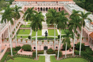 The Ringling Museum Exterior