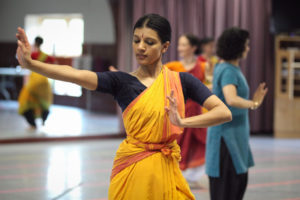 Aparna Ramaswany, photo by Chris Cameron