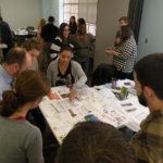 classroom of interior designers