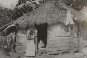 Coffee picker's house, Guanaco, Puerto Rico, c.1898