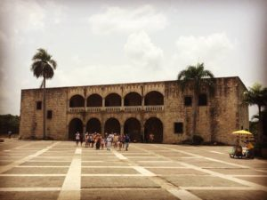 Palace of Diego Columbus, Santo Domingo, Dominican Republic, 1509-10