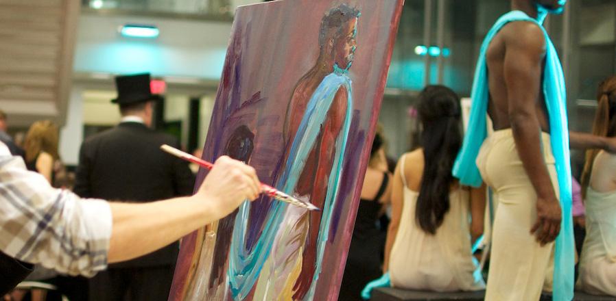 2017 Paint Around Gala & Auction