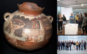Student-Curated Exhibit: Andean Nazca Pottery