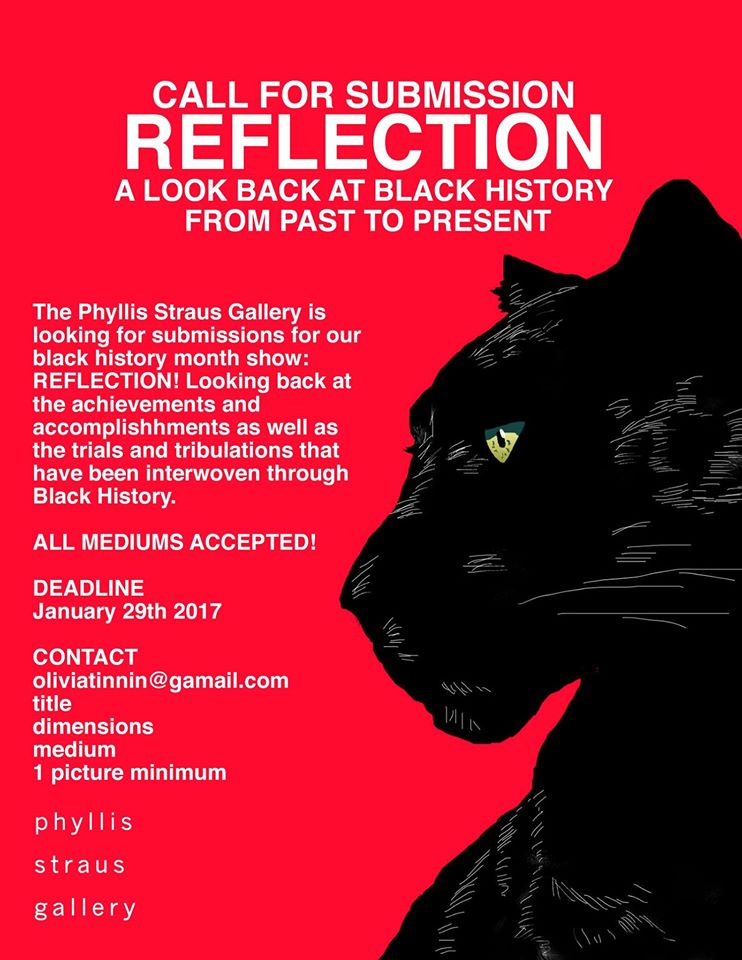 call for submissions reflection