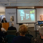 Ms Fohrman lectures on museums that create exhibitions of the Holocaust