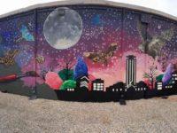 spring 2017 community mural