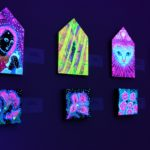 Blacklight Guild artwork by Barbara Psimas.