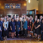 Second Lady Karen Pence and invited guests at the announcement of her new initiative, Art Therapy: Healing with the HeART on Wednesday, Oct. 18, at Florida State University. (Florida Governor's Office)