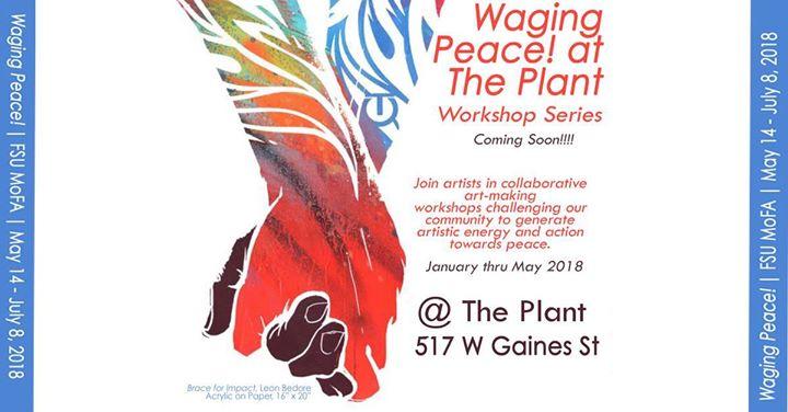 waging peace 2018