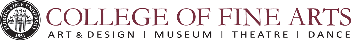 FSU College of Fine Arts logo