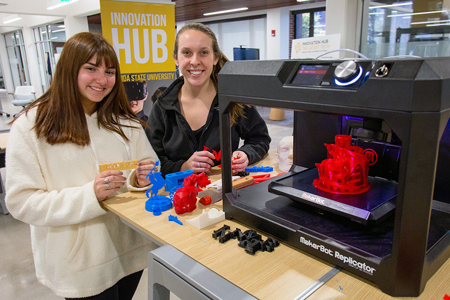 The future of learning: FSU opens new Innovation Hub