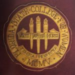 "Image courtesy of ""FSU Voices"" - 1909 Seal"