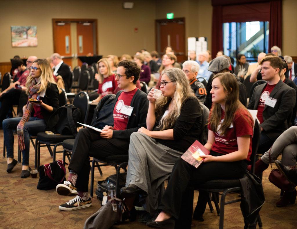 RECAP: College of Fine Arts Student Showcase