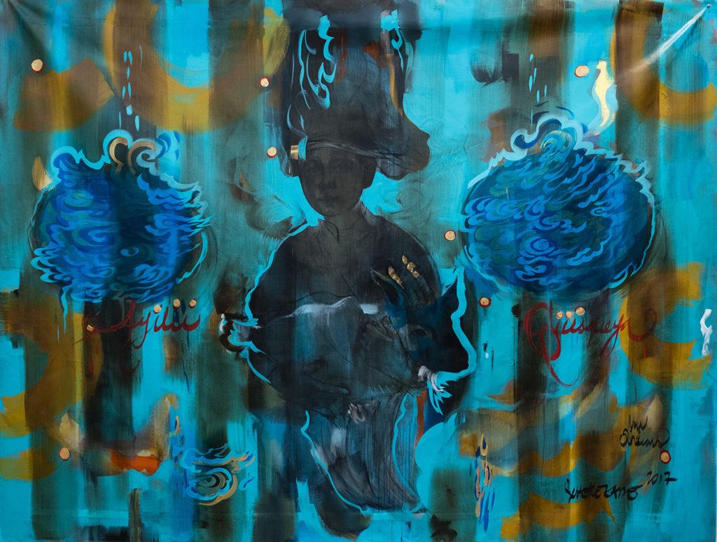 "Scherezade Garcia ""Bordering the Imaginary"""