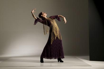 Susana di Palma Flamenco dancer