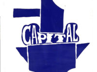 Capital image for media presentation
