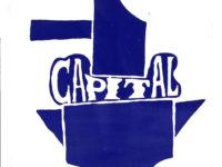 Capital image for media presentation