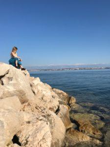 Martha in Zadar, Croatia