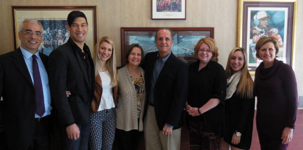 O'Brien Scholarship Recipients