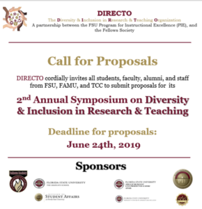 Call for Proposals Diversity and Inclusion