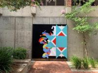 MoFA Quilt Mural