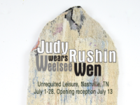 Judy Rushin Wears Weelsee Wen
