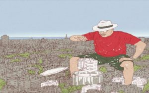 The Making of the White City, Izhar Cohen