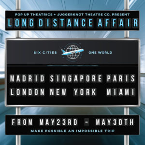Long Distance Affair - Chari Arespacochaga